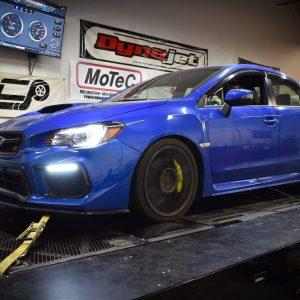 Subaru STI E Tune